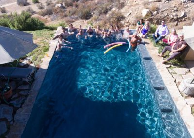 drone pool