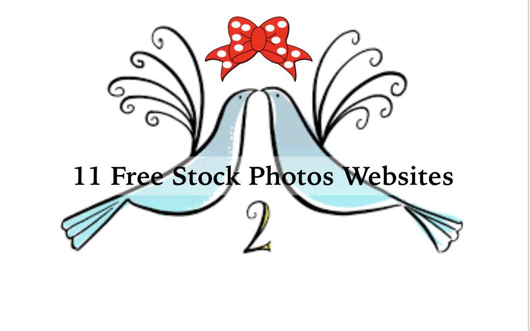 11 Free Stock Photos Websites