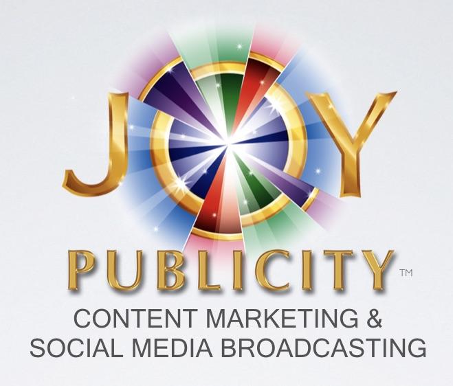 Joy Publicity Logo Content Marketing & Social Media Broadcasting